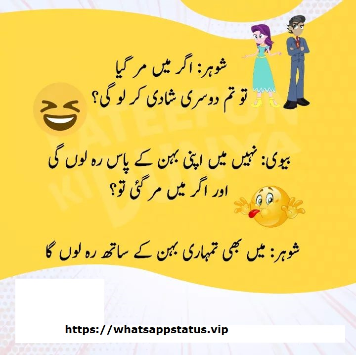 Whats app funny urdu Status Download