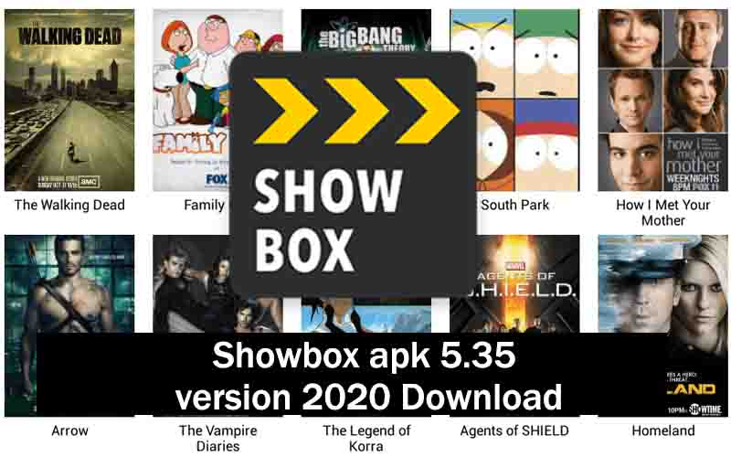 Showbox apk 5.35 version 2020 Download