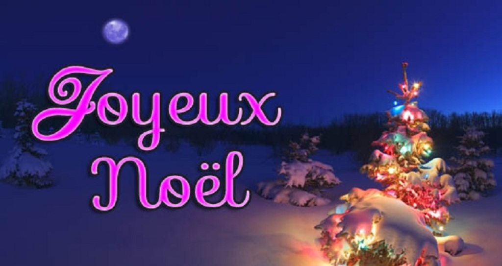 Merry Christmas in France